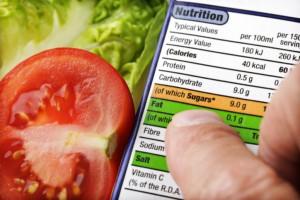 etichettatura alimentare