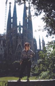 Sagrada Familia Barcellona foto 1