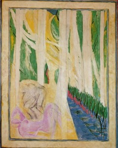 HenriMatisse Ninfa nella foresta