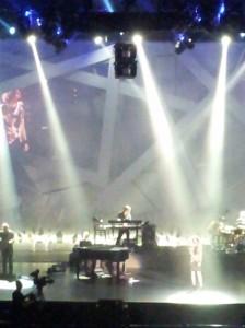 Giorgia concerto 2014 bologna