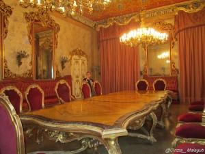 palazzo malvezzi bologna sala rossa