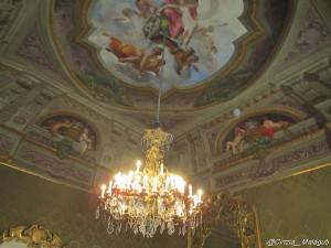 palazzo malvezzi bologna sala rossa decorazioni