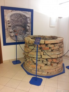 villa romana pozzo mostra sant'agata bolognese