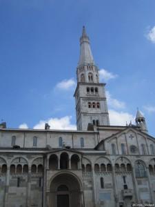 Modena, il Duomo e Torre Ghirlandina