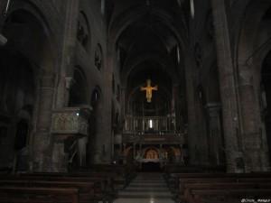 Modena, il Duomo, interno