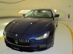 Museo Casa Enzo Ferrari, Maserati Ghibli