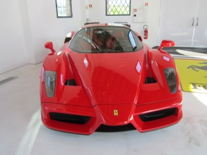 Museo Casa Enzo Ferrari, Ferrari Enzo