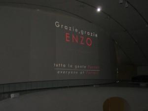 Museo Casa Enzo Ferrari, proiezione
