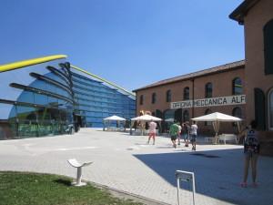 Museo Casa Enzo Ferrari, Modena, ingresso