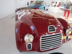 Museo Casa Enzo Ferrari, la prima Ferrari