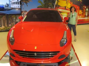 Museo Ferrari, California T