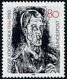 220px-Oskar_Kokoschka_(timbre_RFA)