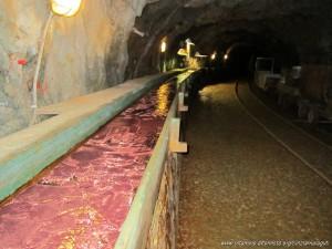 Miniera di Predoi, impianto rame di cementazione