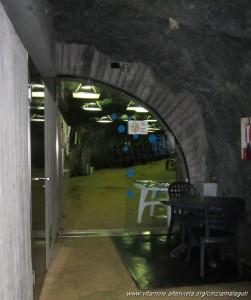 Miniera di Predoi, ingresso centro climatico