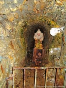 Miniera di Predoi, ricostruzione lavoro in miniera