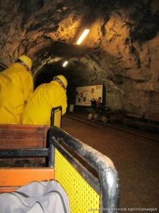 Miniera di Predoi, visita