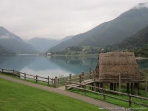 Lago di Ledro, palafitta Museo
