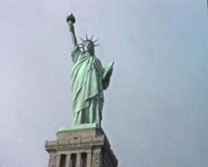 New York, la Statua della Libertà