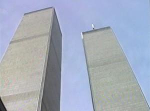 New York, le Torri Gemelle prima dell'attentato dell'11 settembre 2001