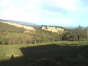 Parc du Luberon, Provenza, Francia