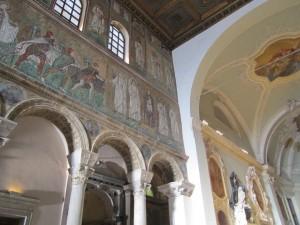 Ravenna, Basilica S. Apollinare Nuovo