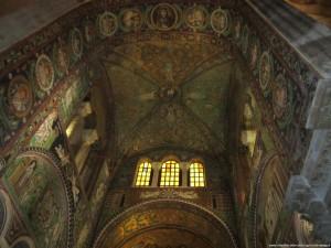 Ravenna, Basilica di San Vitale, interno