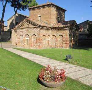 Ravenna, Mausoleo Galla Placidia