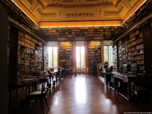 Biblioteca dell'Accademia della Crusca in Villa Castello