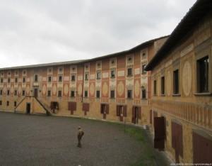 San Miniato, il Palazzo del Seminario