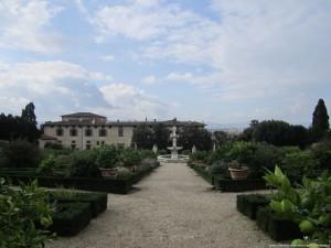 Villa Medicea di Castello, il parco