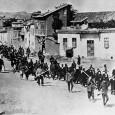 In ricordo di un genocidio dimenticato: quello degli armeni, popolo eurasiatico, da sempre proteso verso l'indipendenza. Gli armeni subirono due massacri sotto l'impero ottomano, accusati dai turchi di essere in combutta con i nemici russi e attaccati dai vicini curdi, aizzati dai turchi.