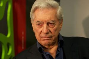 Vargas Llosa a Goteborg 2011 Nobel Letteratura